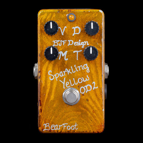 BearFoot FX Sparkling Yellow OD2 -