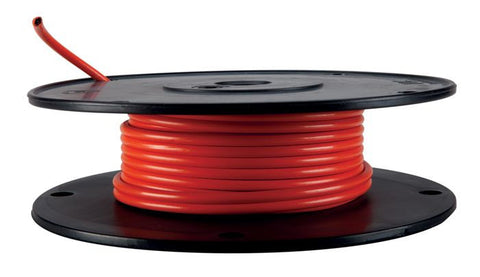George L's .155 Cable - Red (per foot)