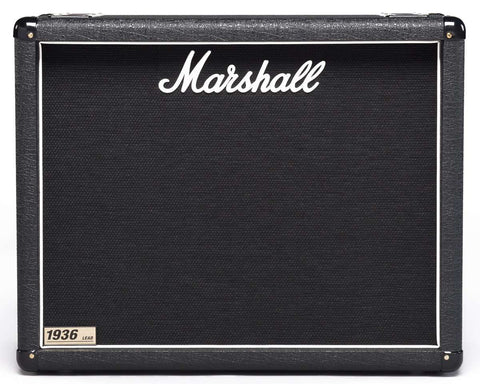 Pre-Owned Marshall 1936 2x12 Cabinet (529) - Available at Lark Guitars