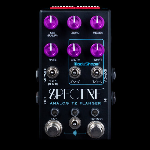 Chase Bliss Audio Spectre Analog TZ Flanger (Discontinued)