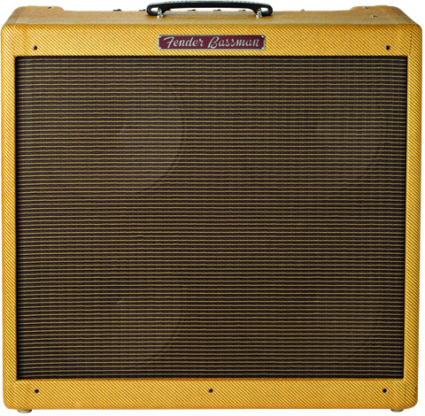 Fender '59 Bassman LTD - Lacquered Tweed - Available at Lark Guitars