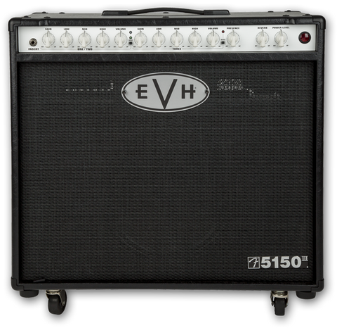 EVH 5150 III 50-watt 1x12 Combo - Black - Available at Lark Guitars