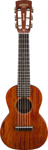 Gretsch G9126 Tenor Guitar-Ukulele w/Gig Bag - Natural - Available at Lark Guitars