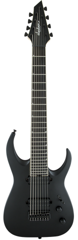 Jackson USA Limited Edition Misha Manor Signature Juggernaut HT8 - Satin Black (394), Jackson - Lark Guitars