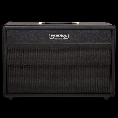 Mesa Boogie 2x12 Lone Star Cabinet - Black
