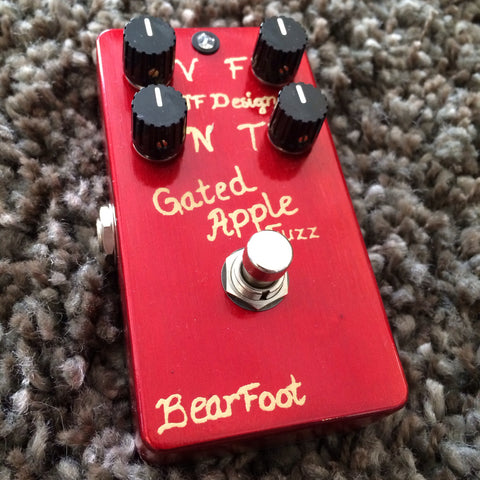 BearFoot FX Candy Apple Fuzz Gated