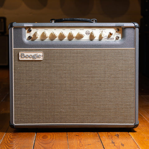 Mesa Boogie California Tweed 1x12 Combo - British Slate Bronco, Cream/Black Grille