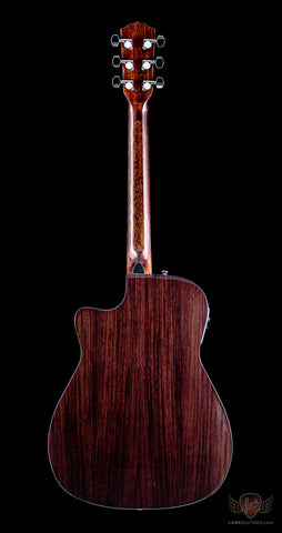 Fender Classic Design CC-140SCE Concert Cutaway Acoustic Electric - Natural w/Case - BLEM (250) - Available at Lark Guitars