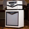 Jackson Ampworks Fullerton Head and 1x12 Open Back Cabinet w/G12C - Ivory & Black (027) (007)