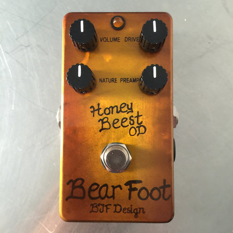 BearFoot FX Honey Beest OD - Burst