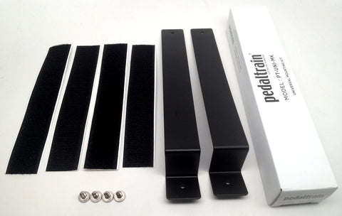 Pedaltrain Universal Power Supply Mounting Kit, Pedaltrain - Lark Guitars