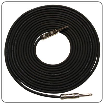"RapcoHorizon Concert Series 20' 16 Gauge 1/4"" to 1/4"" Speaker Cable - H16-20 - Available at Lark Guitars"