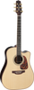 Takamine Pro Series 7 P7DC Dreadnaught Cutaway Acoustic Electric - Natural (750) - Available at Lark Guitars