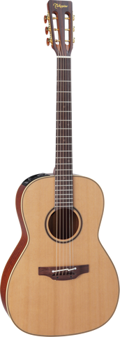 Takamine Pro Series 3 P3NY New Yorker Parlor Acoustic Electric - Natural (644)