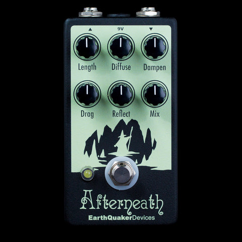 EarthQuaker Devices Afterneath - Otherworldly Reverberation Machine