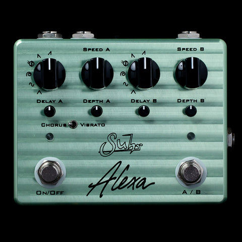 Suhr Alexa Multi-Wave Dual Channel Analog Chorus/Vibrato