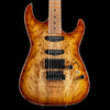 Tom Anderson Drop Top Private Reserve Maple Top - Honey Shaded Edge
