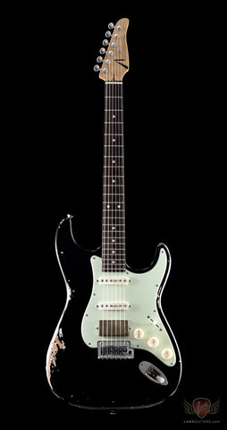 Tom Anderson Icon In-Distress - Black