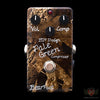 BearFoot FX Pale Green Compressor - Leaf Camo (543), BearFoot FX - Lark Guitars