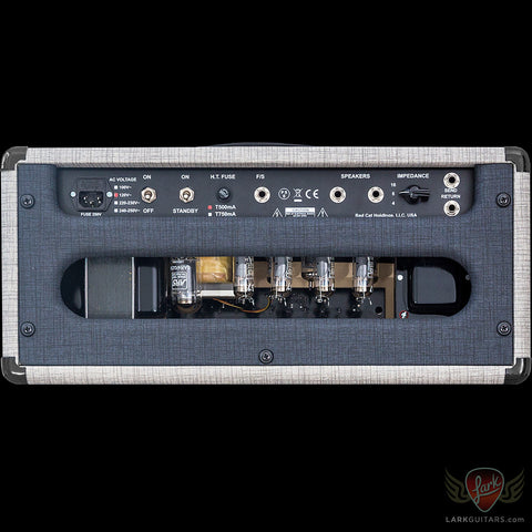 Bad Cat Black Cat 30 Head - Classic Deluxe Limited Wrap (194)
