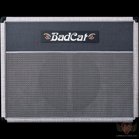 Bad Cat 1x12 Standard Extension Cabinet - Classic Deluxe Limited Wrap (200), Bad Cat Amplifiers - Lark Guitars