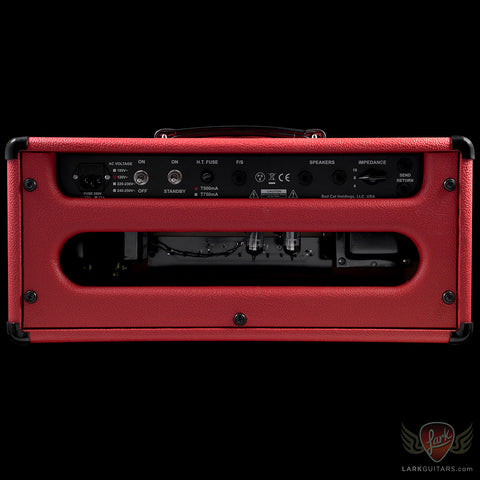 Bad Cat USA Player Series Cub 15R Head Red Tolex (022)