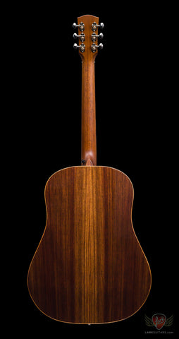 Bedell Coffee House Series Dreadnought - Natural Gloss Nitro (055), Bedell Guitars - Lark Guitars
