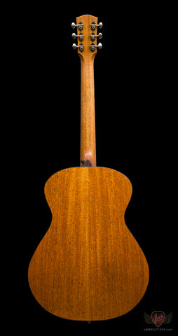 Bedell 1964 Series Orchestra - Natural Gloss Nitro (005), Bedell Guitars - Lark Guitars