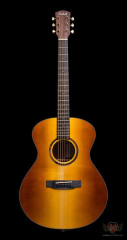 Bedell 1964 Series Orchestra - Heirloom Gloss Nitro (019), Bedell Guitars - Lark Guitars