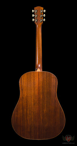 Bedell Coffee House Series Dreadnought - Espresso Burst Gloss Nitro (011), Bedell Guitars - Lark Guitars