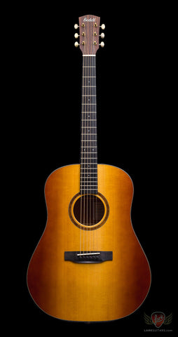 Bedell 1964 Series Dreadnought - Heirloom Gloss Nitro (019), Bedell Guitars - Lark Guitars
