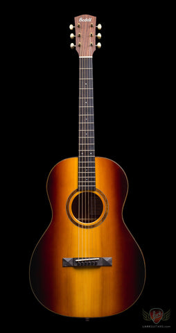 Bedell 1964 Series Parlor - Heirloom Gloss Nitro (045), Bedell Guitars - Lark Guitars