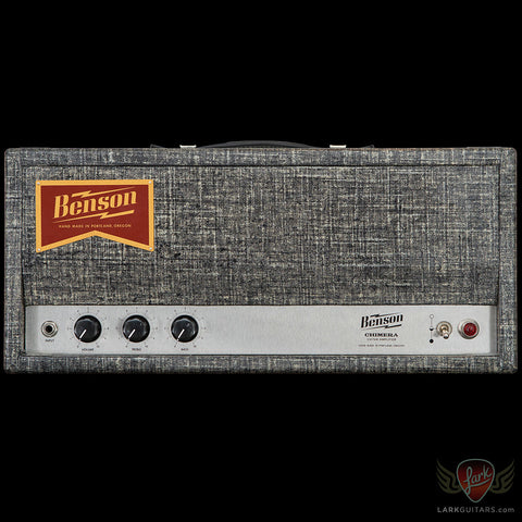 zSOLD - Benson Amps Chimera Head - Night Moves (16B)