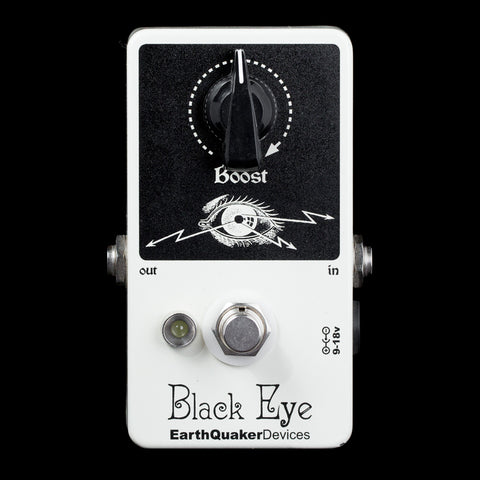 EarthQuaker Devices Black Eye - Clean Boost