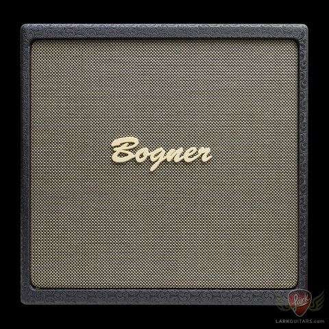 zSOLD - Bogner Goldfinger 212OGFP 2x12 Open Back Pine Cabinet (328) - Available at Lark Guitars