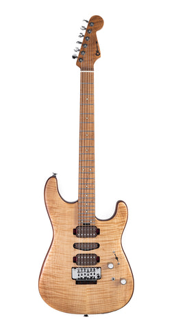 Charvel Guthrie Govan Signature San Dimas Flame Maple - Natural (Demo)(801)