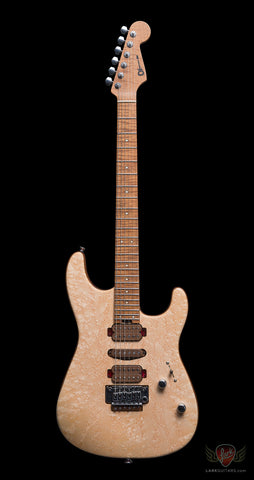 zSOLD - Charvel Guthrie Govan Signature San Dimas Birds Eye Maple - Natural (769)
