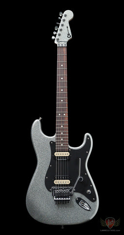 zSOLD - Charvel Pro-Mod Super Stock So-Cal - Silver Sparkle (047)