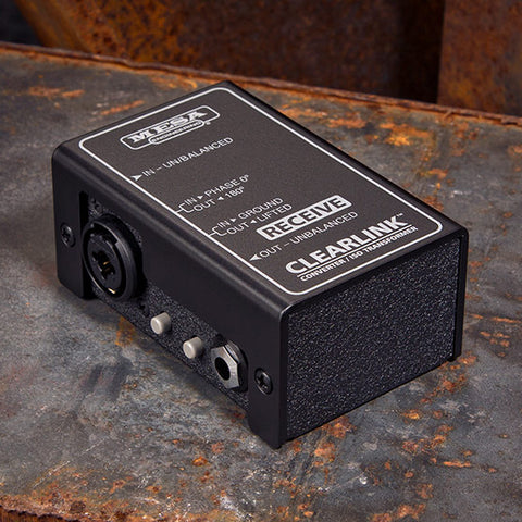 Mesa Boogie Clearlink (Receive) Converter / ISO Transformer