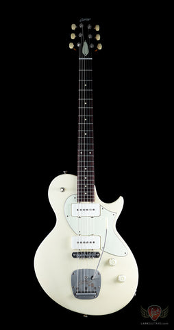 Collings 360 LTM Alder Body Aged Olympic White