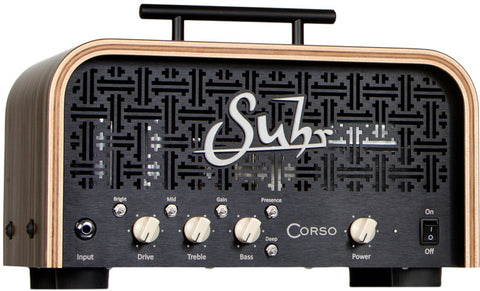 Suhr Corso Recording Amplifier Head - Confessional (199) - Available at Lark Guitars