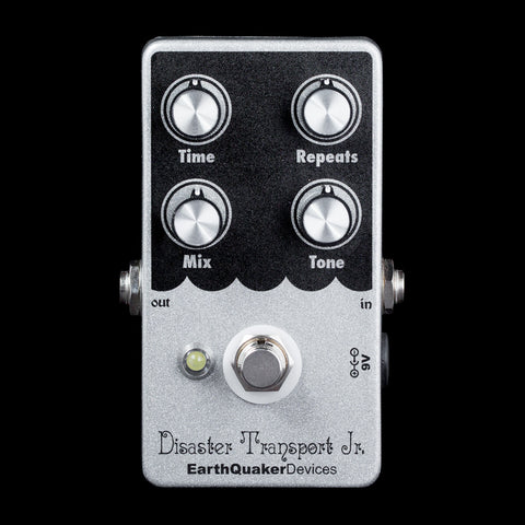 EarthQuaker Devices Disaster Transport Jr. - Delay Machine