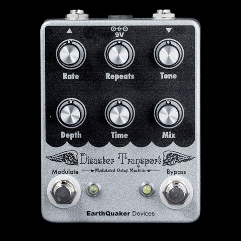 EarthQuaker Devices Disaster Transport - Modulated Delay Machine