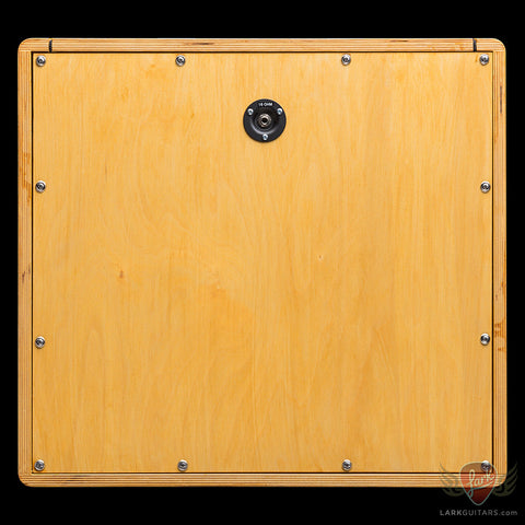 "zSOLD - Divided By 13 1x12RB ""Rock Block"" Cabinet w/G12M-65 Creamback - Clear Cargo (003)"