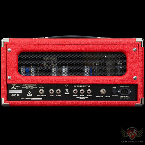 Dr. Z Maz 8 Head - Red w/Z-Wreck Grill (324)