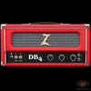 Dr. Z DB4 Head - Red w/Salt & Pepper Grill (051), Dr. Z Amplification - Lark Guitars