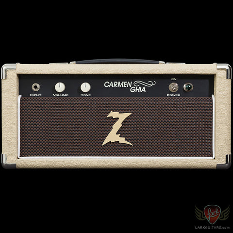 Dr. Z Carmen Ghia Head - Blonde w/Brown Grill (045)