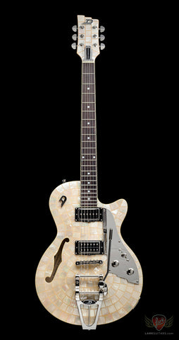 Duesenberg Starplayer TV Mother of Pearl - Ice Pearl (388)