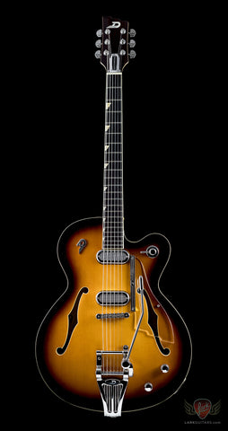 Duesenberg Gran Majesto - Vintage Burst (309) - Available at Lark Guitars