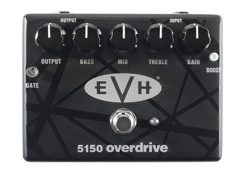 MXR EVH5150 EVH 5150 Overdrive - Available at Lark Guitars